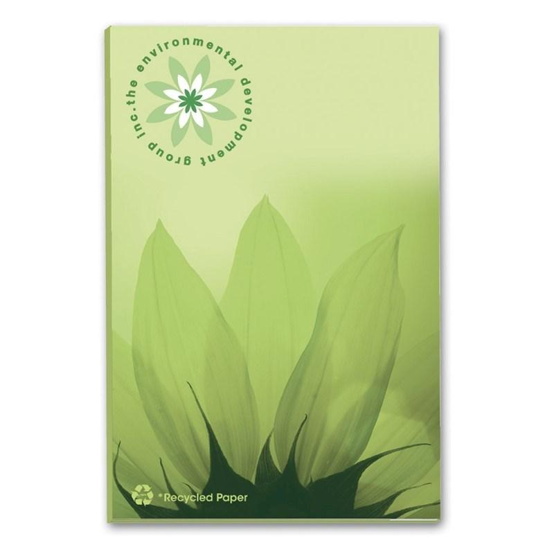 ® 50 mm x 75 mm 50 Blatt Adhesive Notepads Ecolutions®