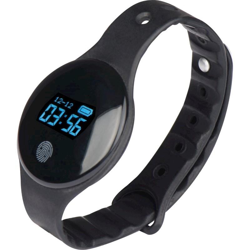 Smartes Fitness Armband aus Silikon