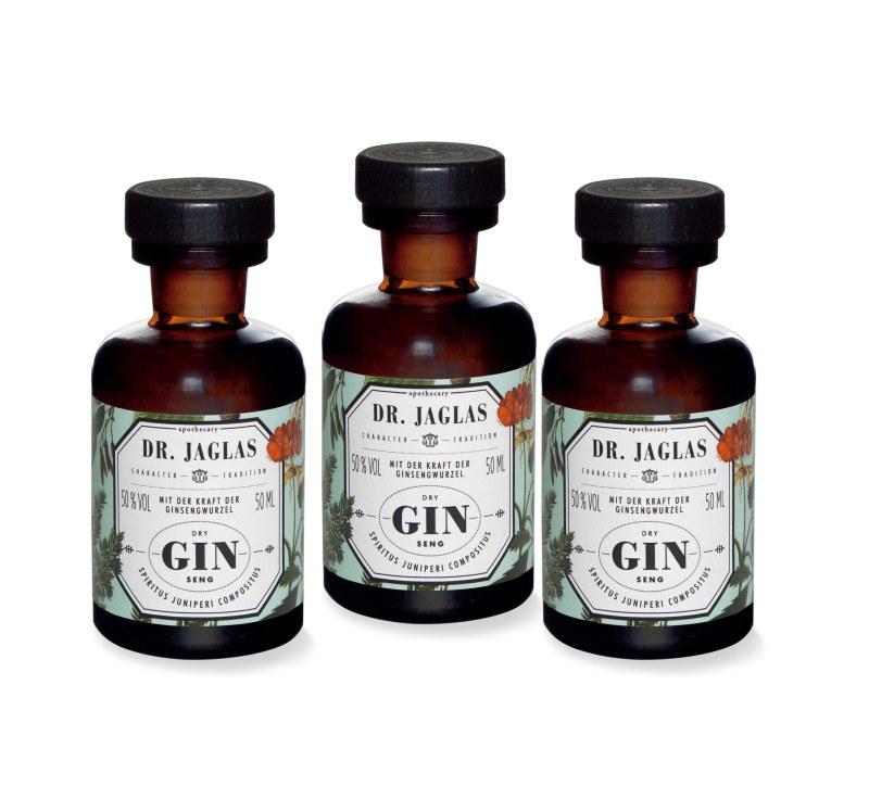Dr. Jaglas DRY GIN-Seng 50 ml