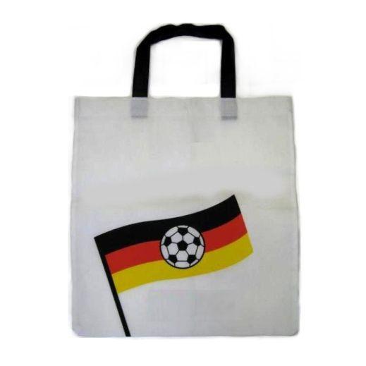 "Non-Woven-Tasche ""Fan Begleiter Fussball"""