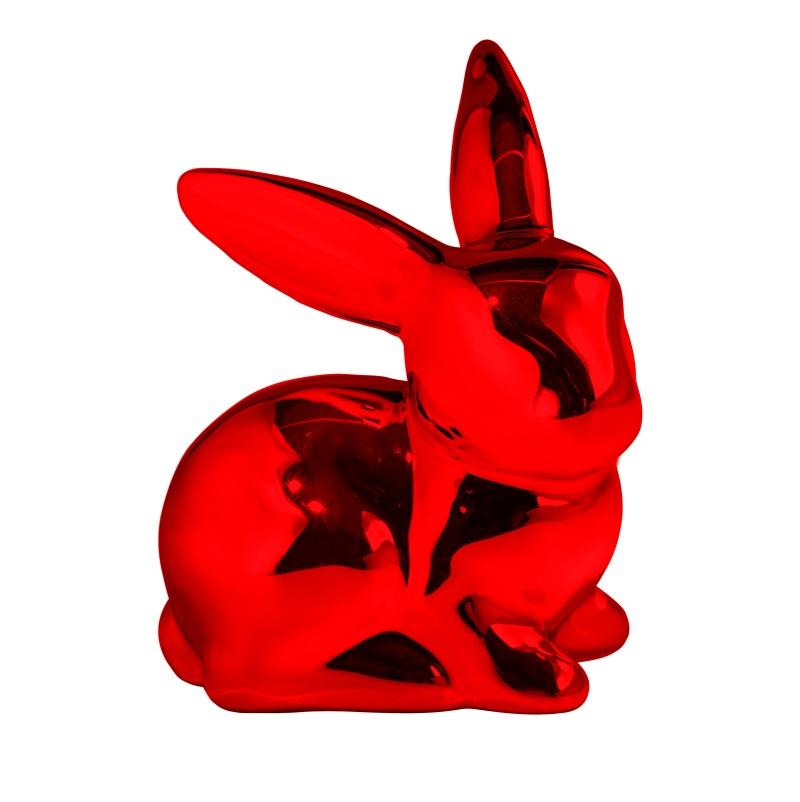 """Hase """"Red"""" aus Keramik"""