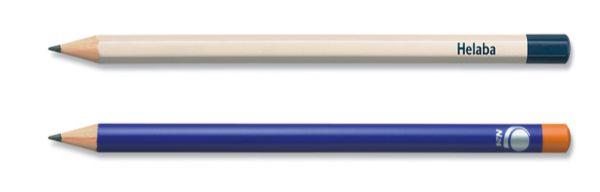 Bleistift Staedtler aus Holz, lackiert, mit Tauchkappe175 mm lang, Mine HB