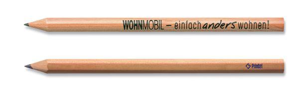 Bleistift Staedtler Holz natur, rund