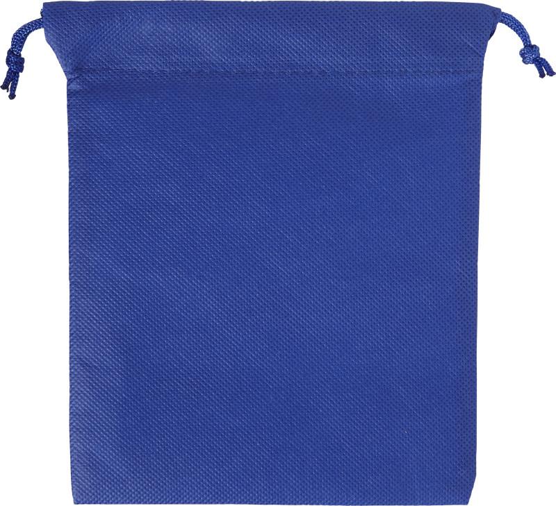 Talersäckchen - kleiner Beutel aus Non Woven blau