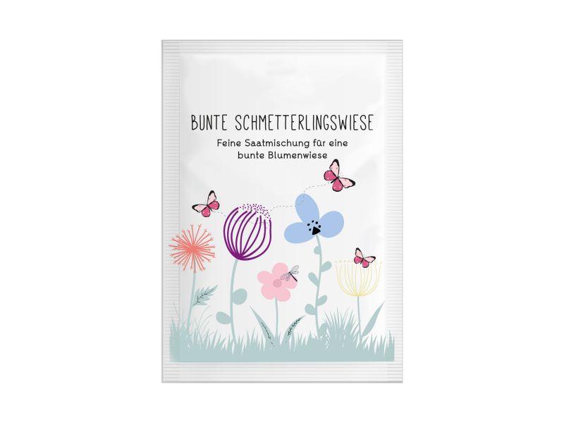 "Samentütchen ""Schmetterlingswiese"""