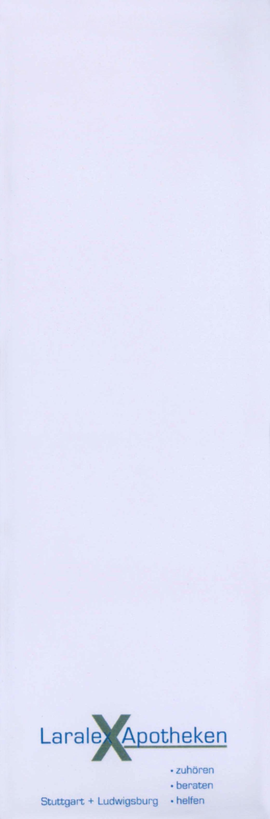 Notizblock 6,6 x 20 cm, 35 Blatt inklusive einfarbigem Druck