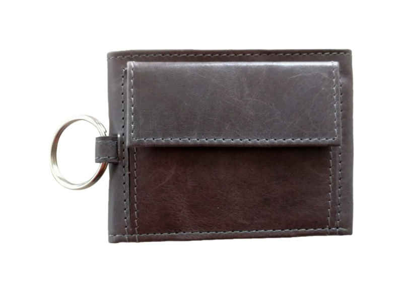 Geldbörse mit Schlüsselring