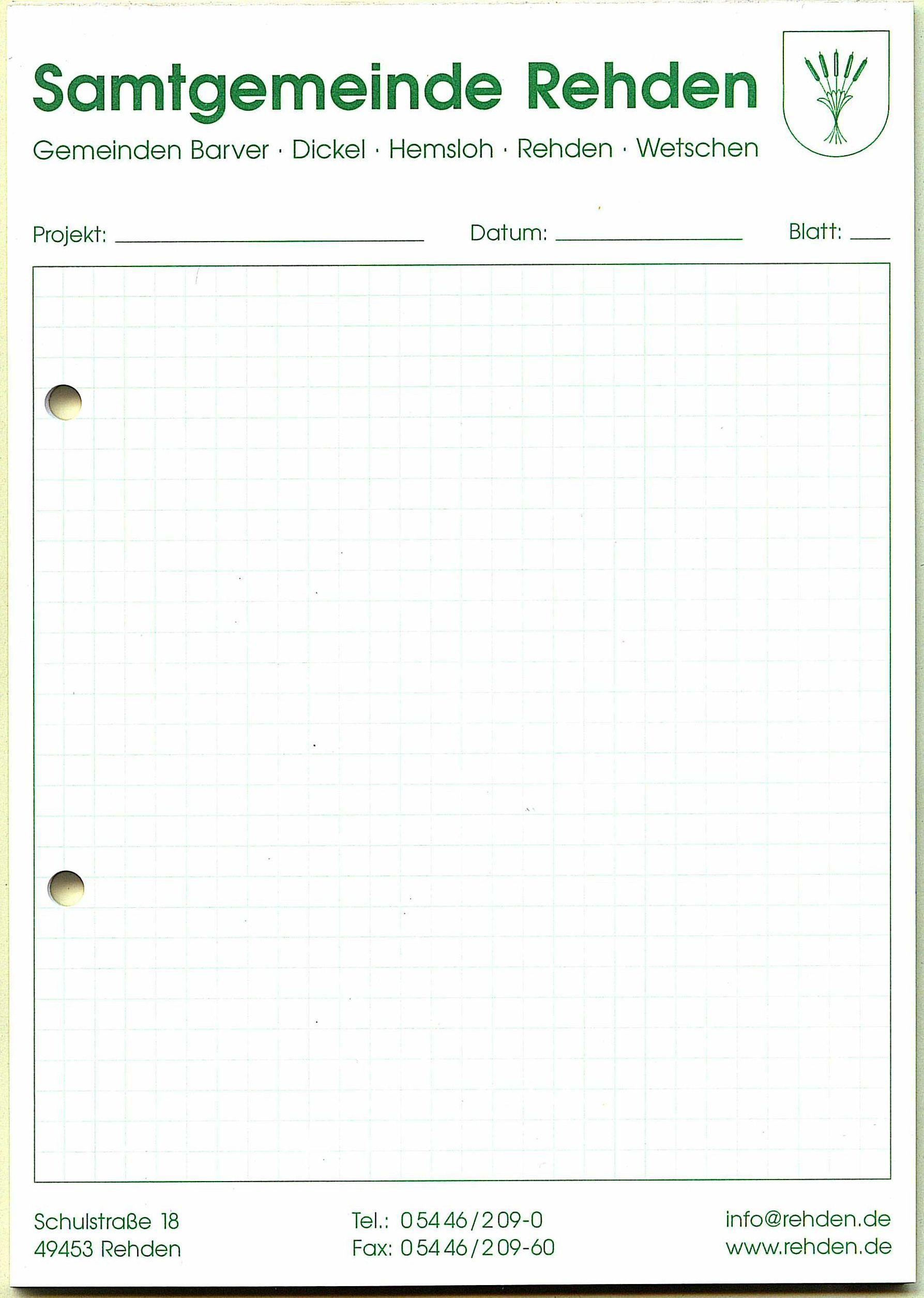 Notizblock DIN A5, 35 Blatt, inklusive einfarbigem Druck