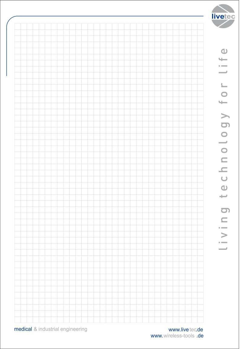 Notizblock DIN A4, 35 Blatt, inklusive einfarbigem Druck
