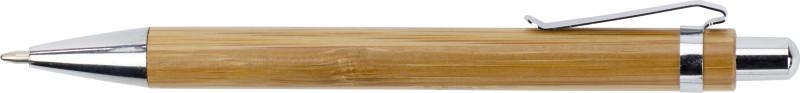 """Kugelschreiber """"Bambus"""" aus Holz"""