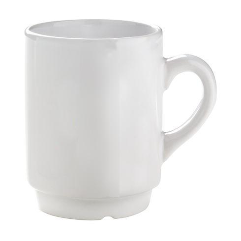 "Tasse ""Bianca"" aus Keramik"