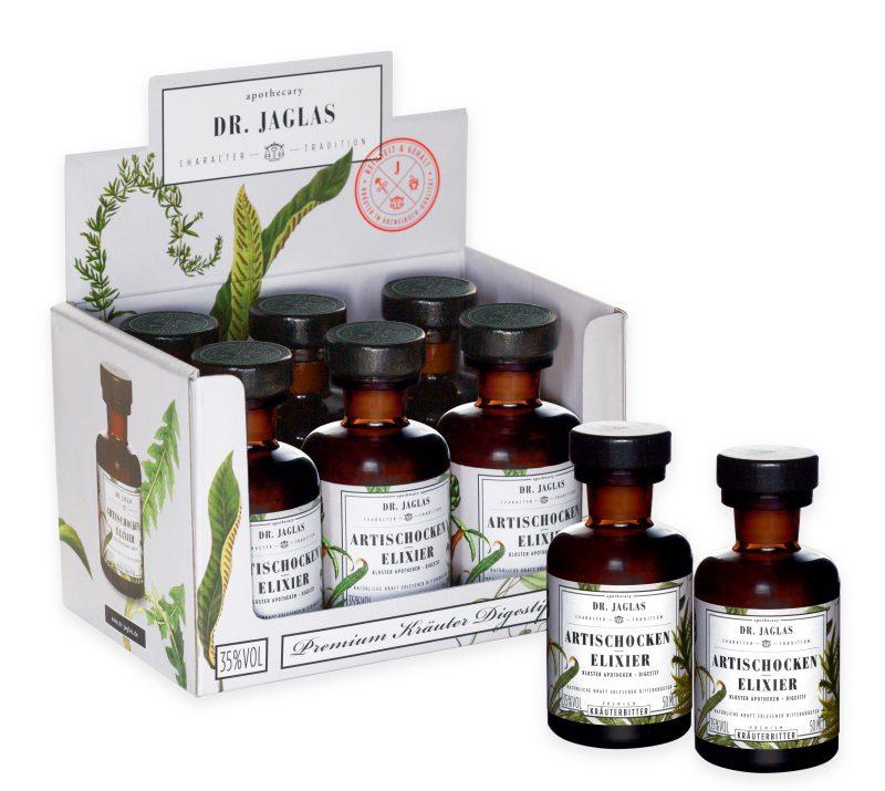 Dr. Jaglas Artischocken-Elixier, 50 ml