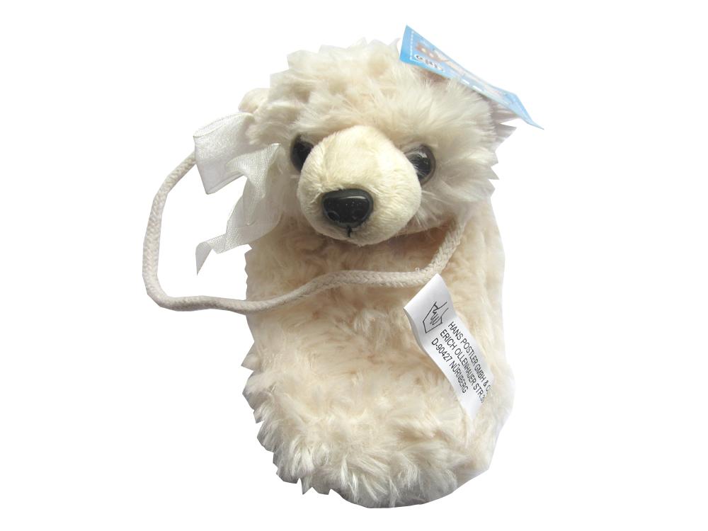 """Kuschelige Kindertasche """"Eisbär"""""""