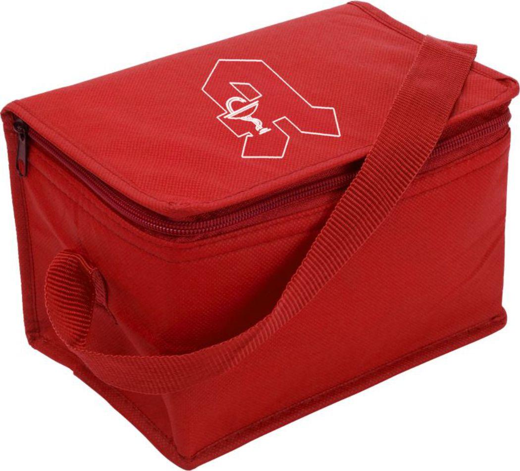 "Kühltasche ""CoolerBag"" Farbe Rot"