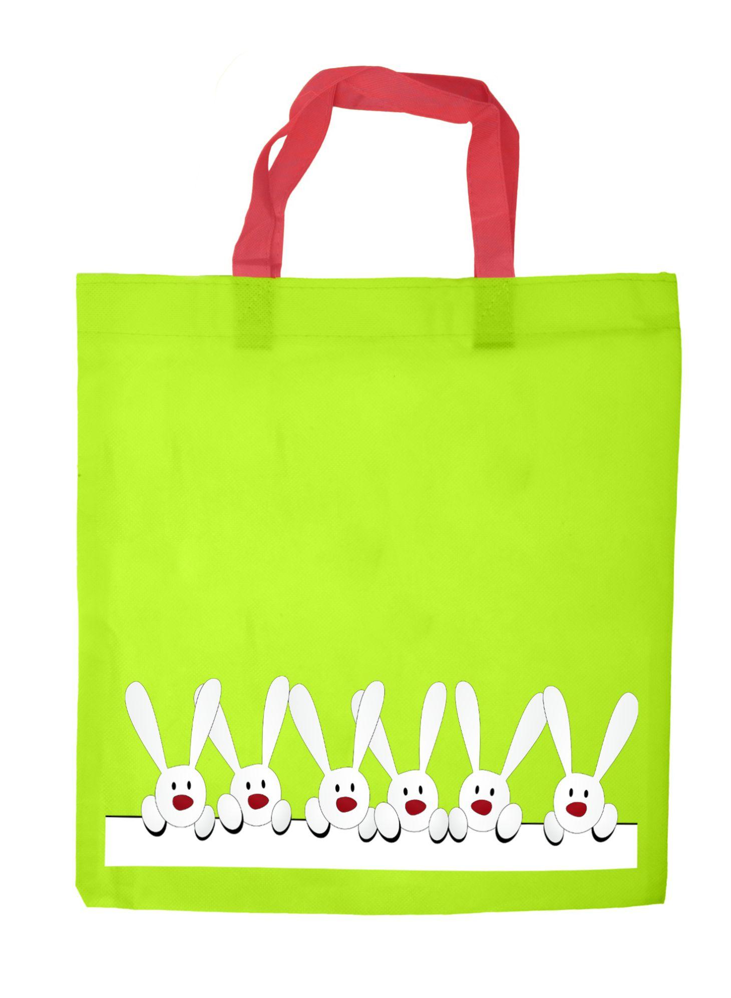 """Große Motivtasche """"Bunny"""""""