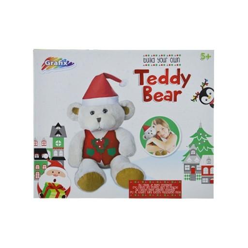 "Bastelset ""Bastle deinen eigenen Teddybär"""