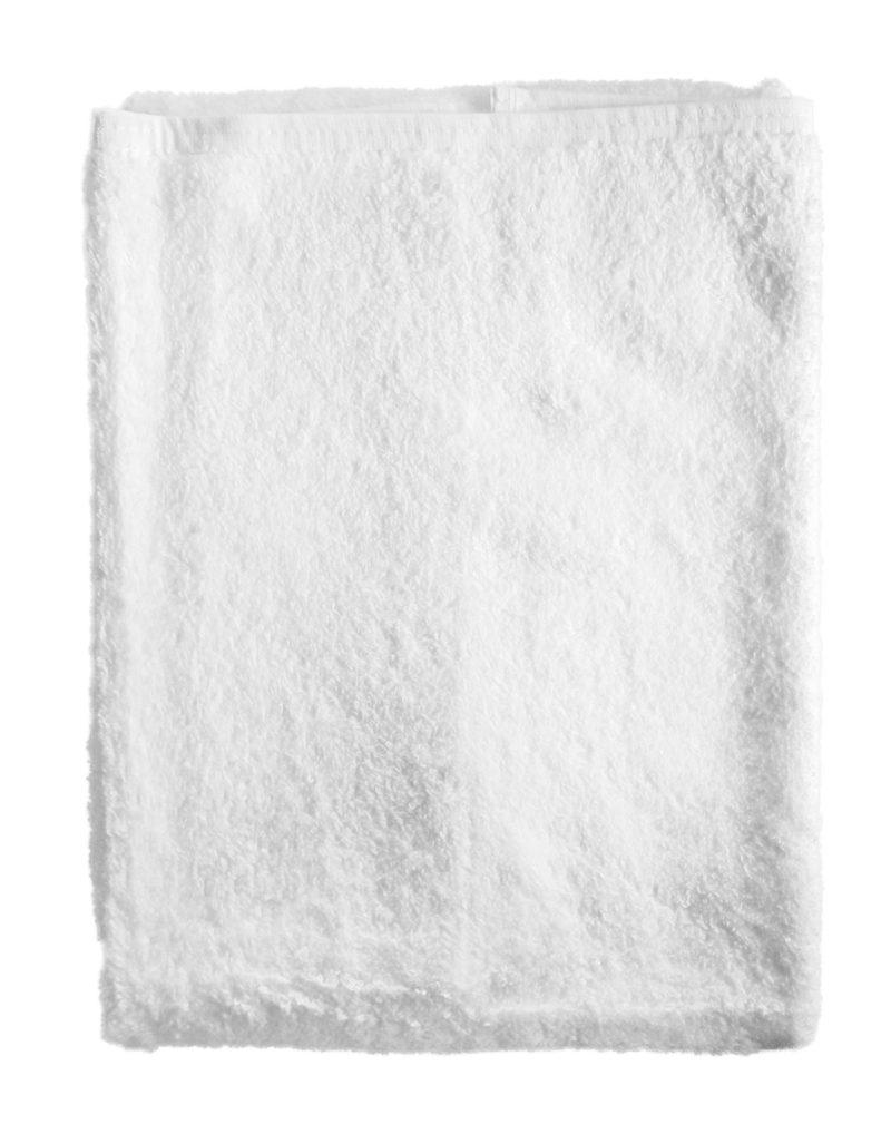Hochwertiges Handtuch in Weiß