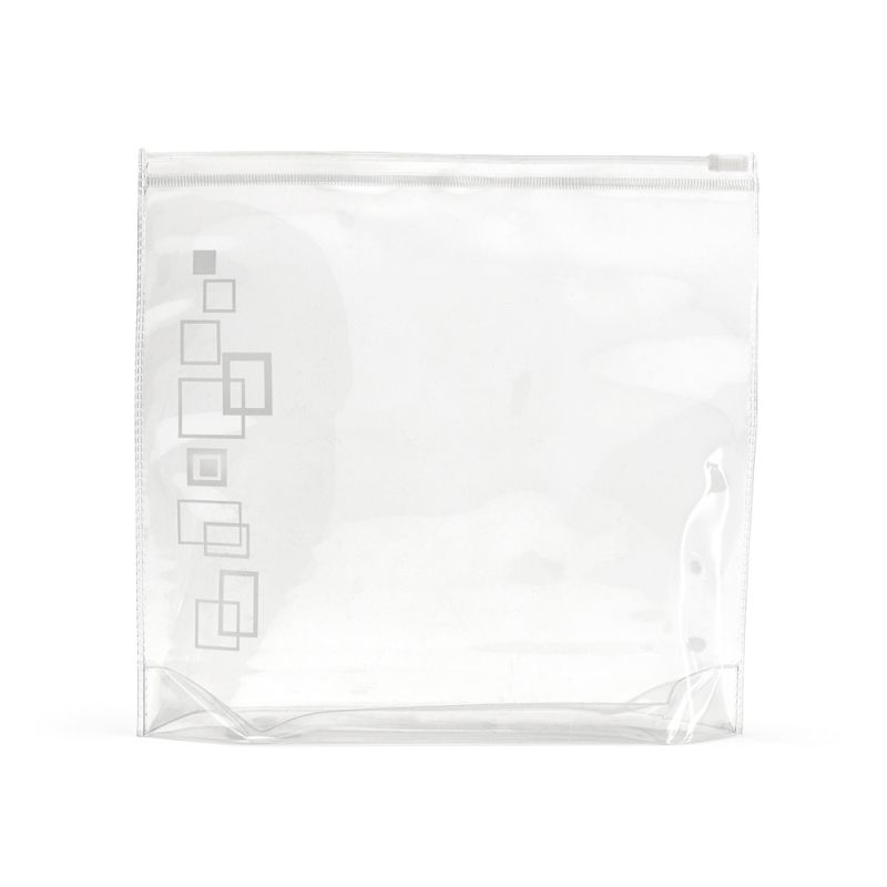 Maskentasche und Kosmetiktasche aus PVC
