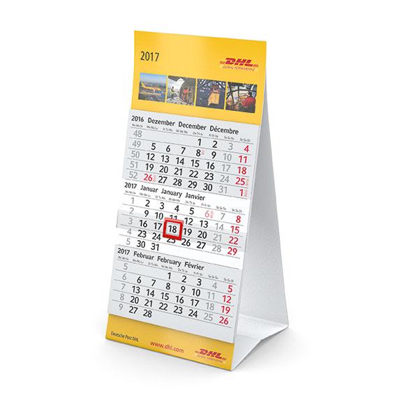 Planer-Kalender MINI 3 Complete